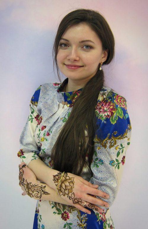 Лиля Рогачева