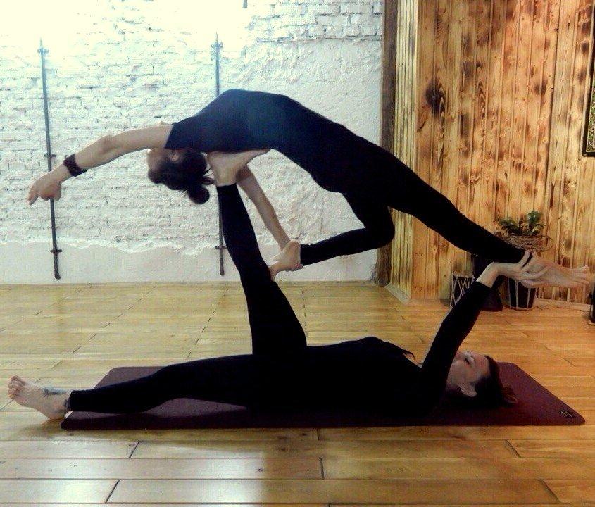 Парная йога люберцы