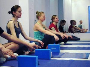 Семинар по йоге