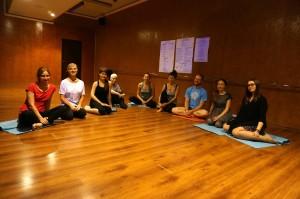 День йоги общее фото