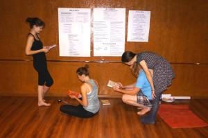Семинар 21 июня в День йоги