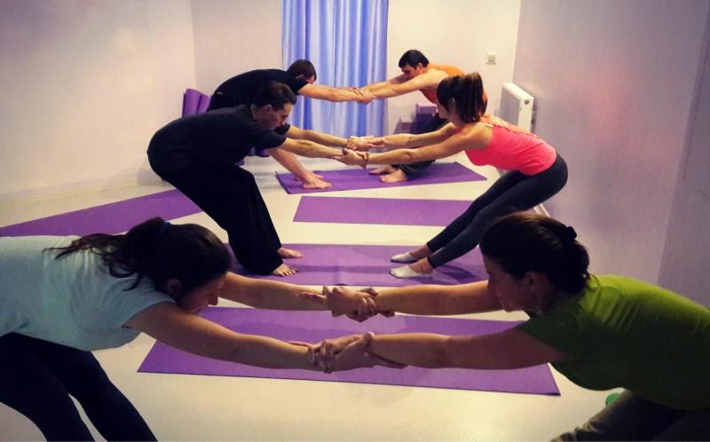 Парная йога Жулебино