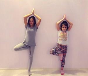 Детская йога Выхино-жулебино