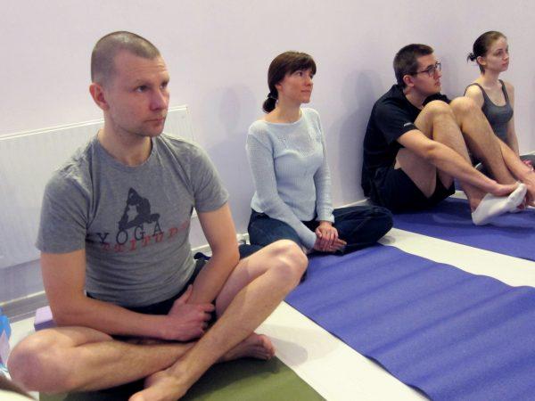 Семинар по йоге москва